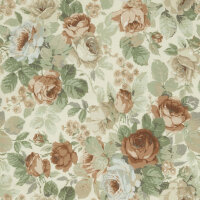 victorian rose autumn chintz